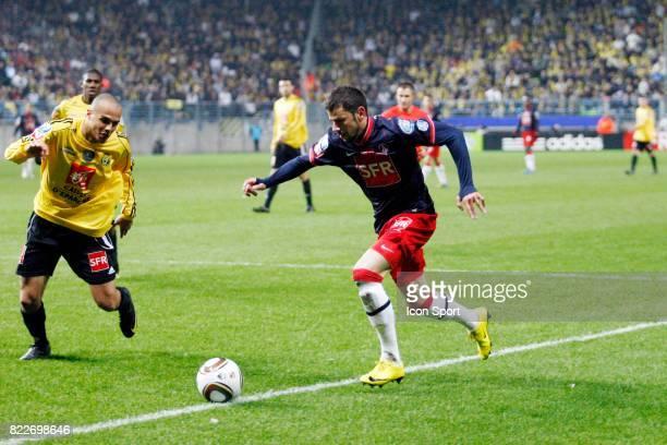 Mateja KEZMAN Quevilly / Paris Saint Germain 1/2 finale Coupe de France Stade Michel D'Ornano Caen