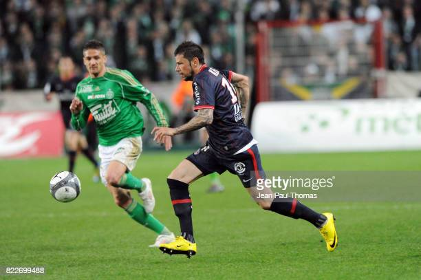 Mateja KEZMAN Saint Etienne / PSG 33E journee de Ligue 1