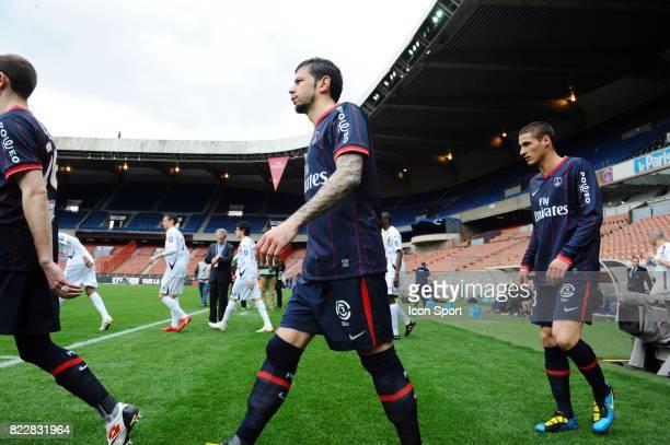Mateja KEZMAN PSG / Boulogne 30eme journee de Ligue 1 Parc des Princes Paris
