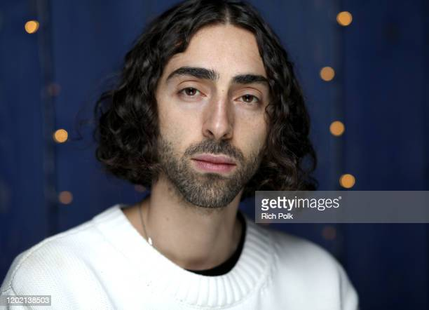 Mateo Arias of 'Blast Beat' attends the IMDb Studio at Acura Festival Village on location at the 2020 Sundance Film Festival – Day 3 on January 26...