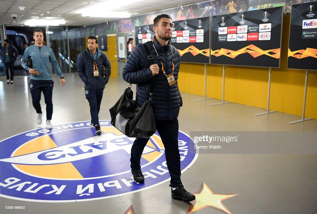 FC BATE v Chelsea - UEFA Europa League - Group L