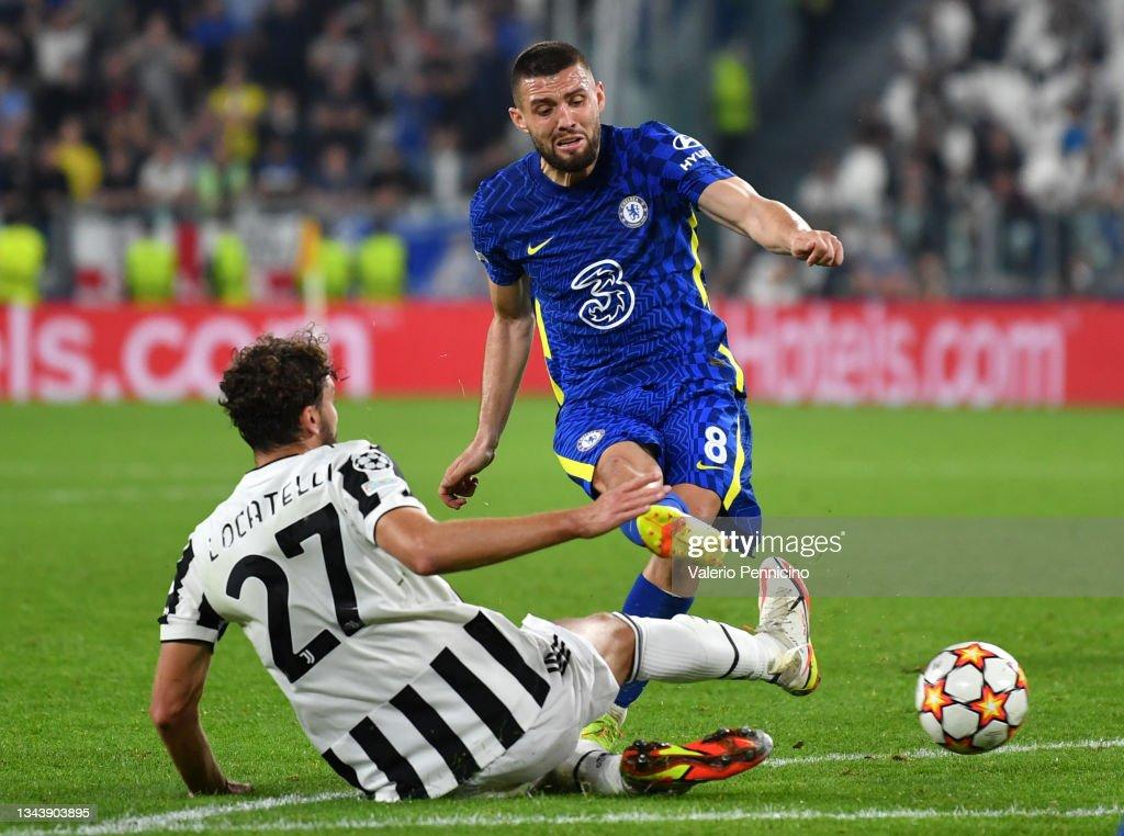 Juventus v Chelsea FC: Group H - UEFA Champions League : News Photo