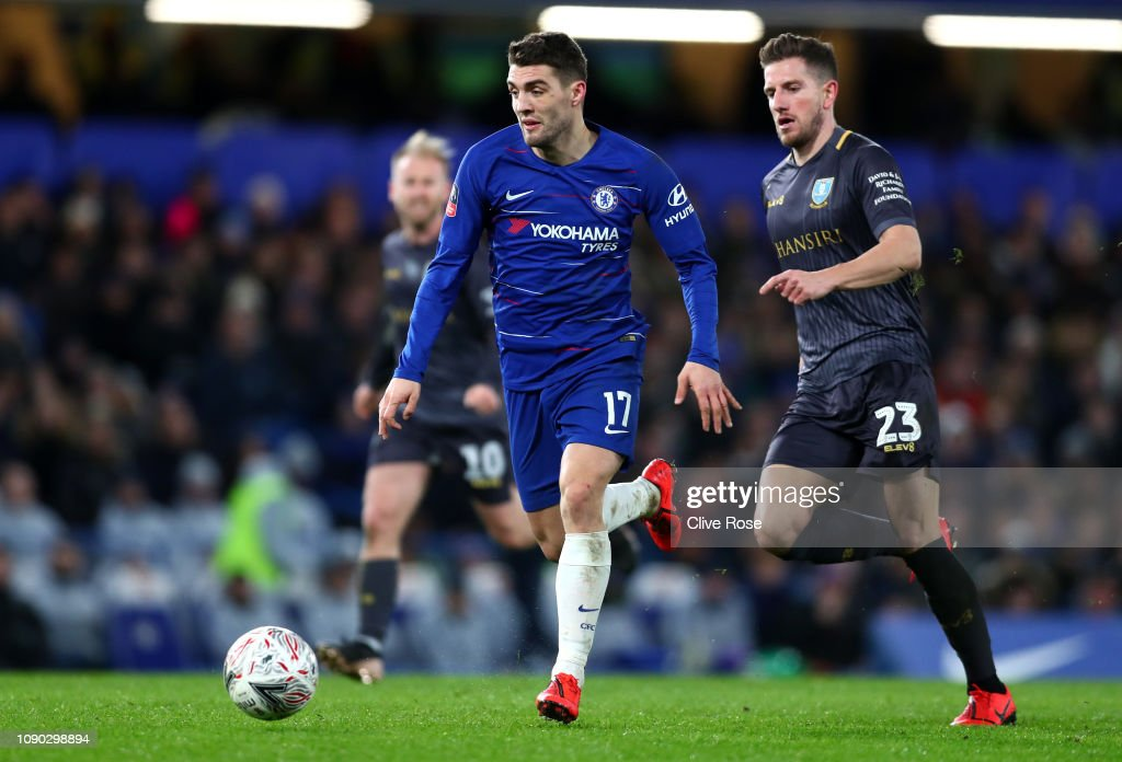 Chelsea v Sheffield Wednesday - FA Cup Fourth Round