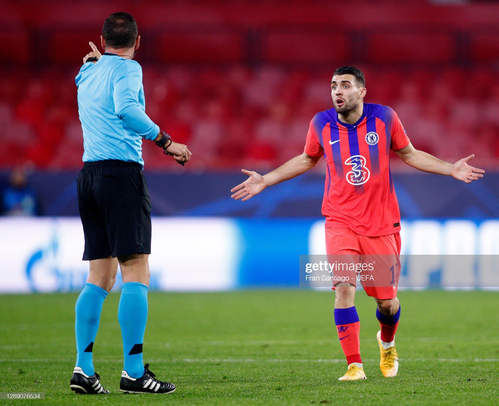 FC Sevilla v Chelsea FC: Group E - UEFA Champions League : News Photo