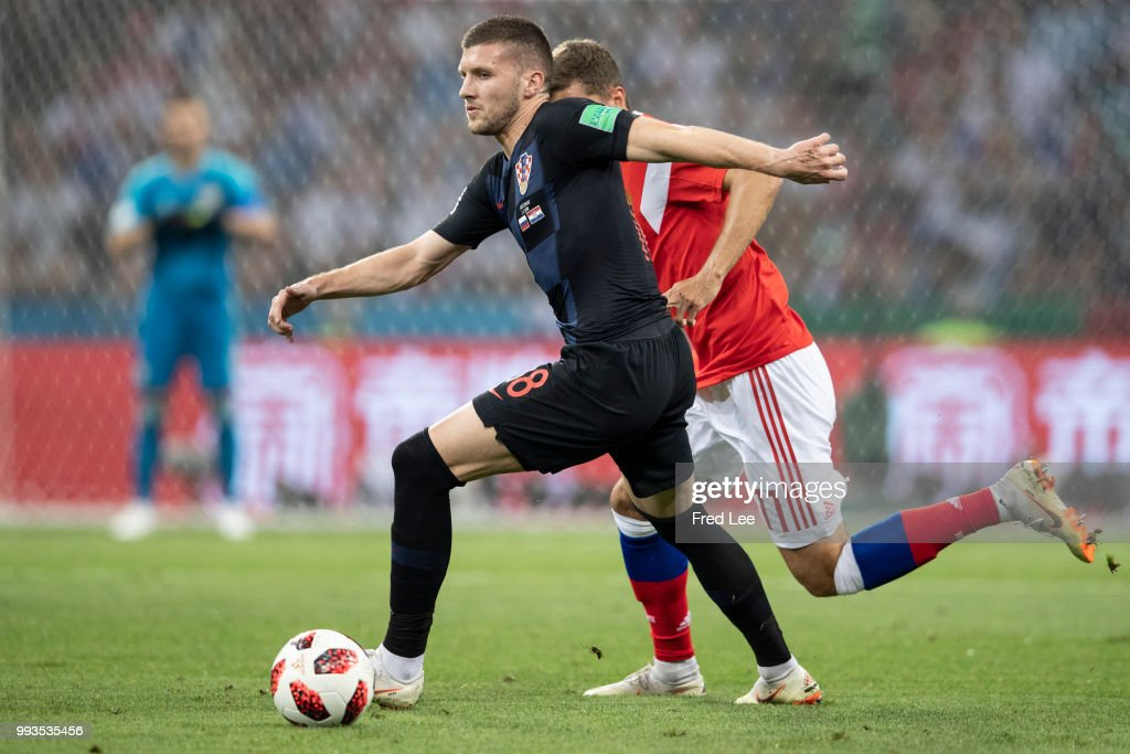 Russia v Croatia: Quarter Final - 2018 FIFA World Cup Russia : News Photo