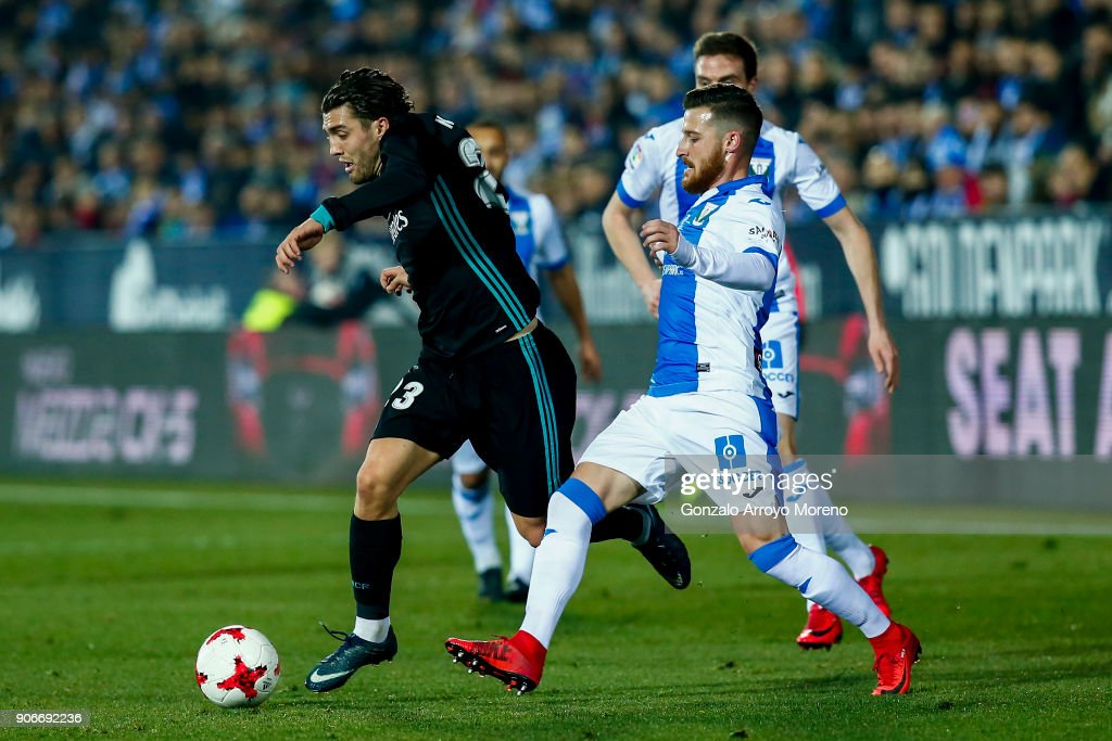 Leganes v Real Madrid - Spanish Copa del Rey