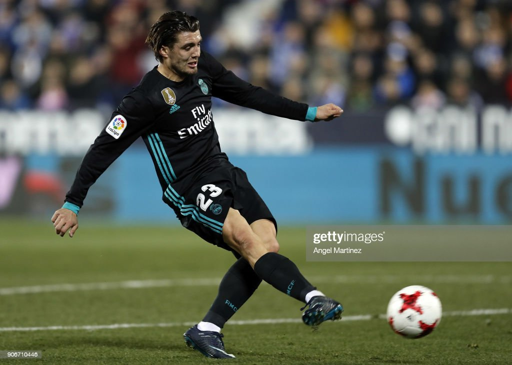 Leganes v Real Madrid - Spanish Copa del Rey : News Photo