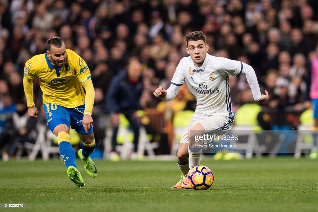 2016-17 La Liga - Real Madrid vs Las Palmas : News Photo