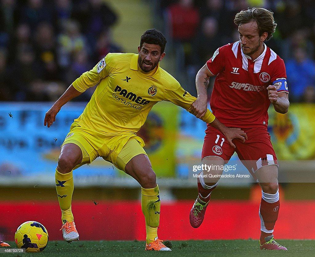 Villarreal CF v Sevilla FC - La Liga : News Photo
