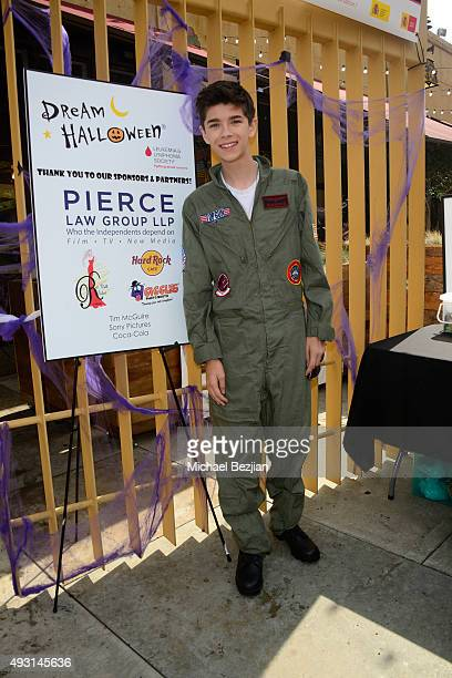 Mateo Simon attends Dream Halloween 2015 at the Egyptian Theatre on October 17 2015 in Hollywood California