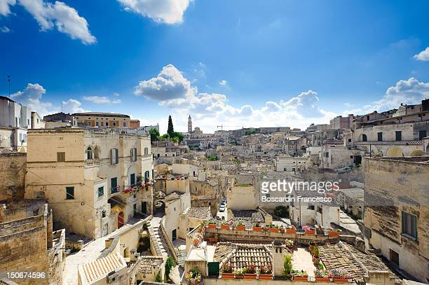 matera and sassi - basilicata region stock pictures, royalty-free photos & images
