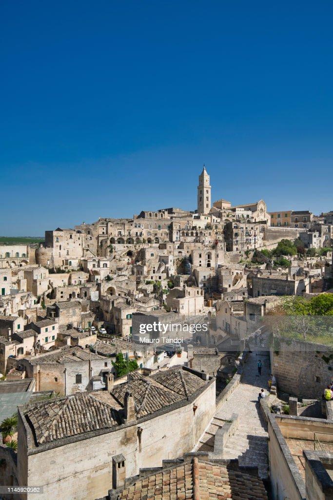 Matera, Basilicata, Italy : Foto stock