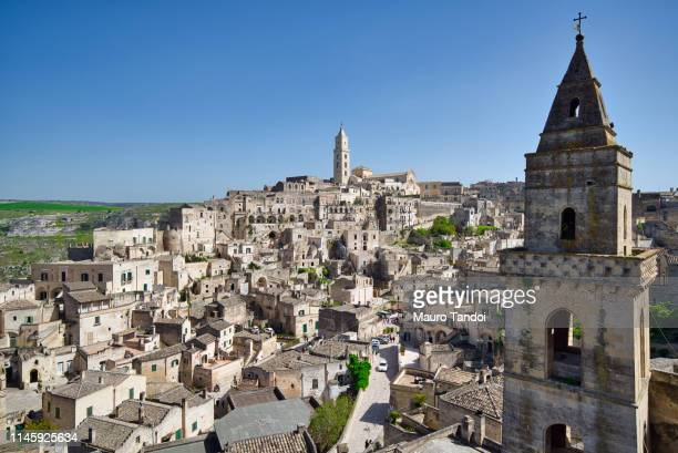 matera, basilicata, italy - mauro tandoi stock pictures, royalty-free photos & images