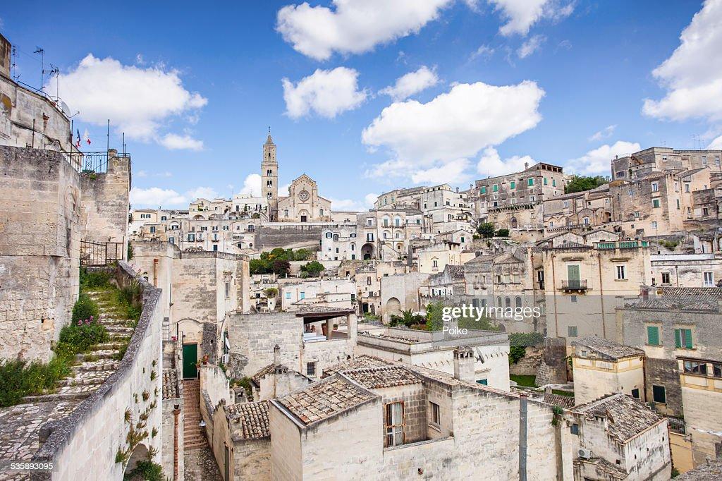 Matera, Italy : Stockfoto