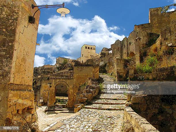 matera - matera italy stock pictures, royalty-free photos & images