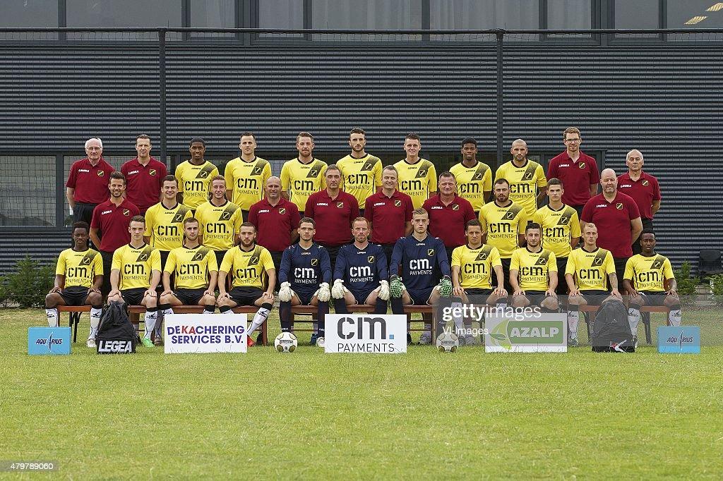 "Dutch Eredivisie - ""Photocall NAC Breda"" : News Photo"