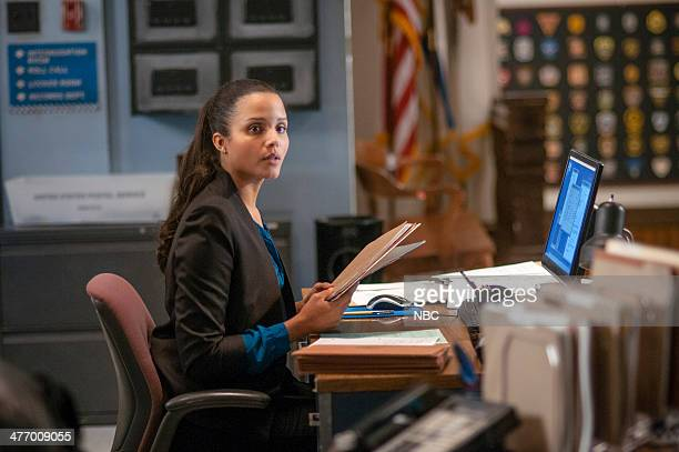 D A Material Witness Episode 109 Pictured Sydney Tamia Poitier as Mia Sumner