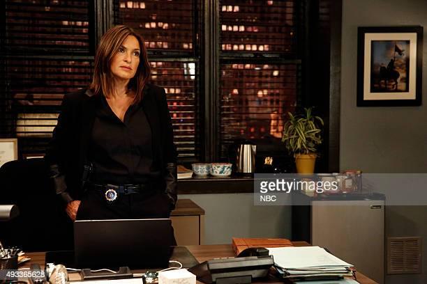 UNIT Maternal Instincts Episode 17006 Pictured Mariska Hargitay as Lieutenant Olivia Benson