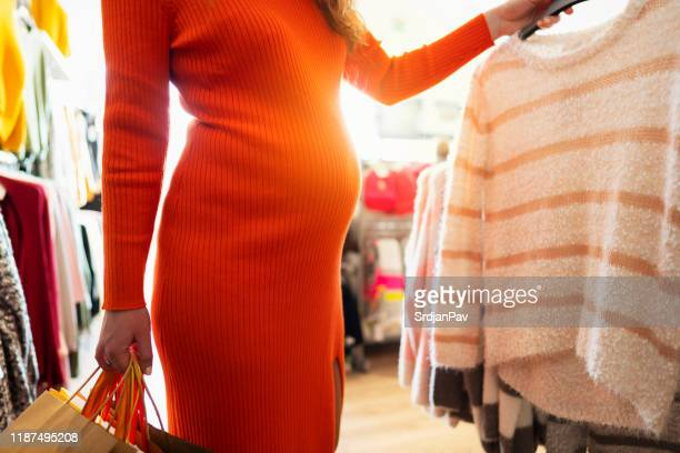 maternity clothes for the stylish mom - maternity wear stock pictures, royalty-free photos & images