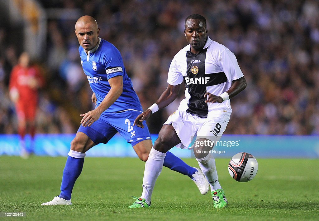 Birmingham City FC v CD Nacional- UEFA Europa League Play-Off