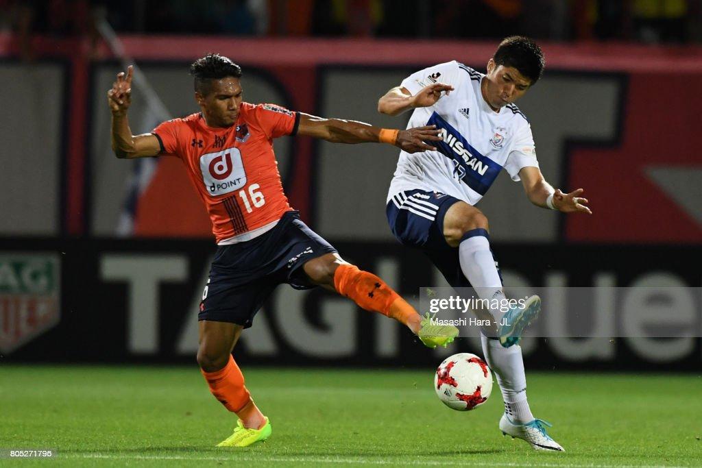 Omiya Ardija v Yokohama F.Marinos - J.League J1