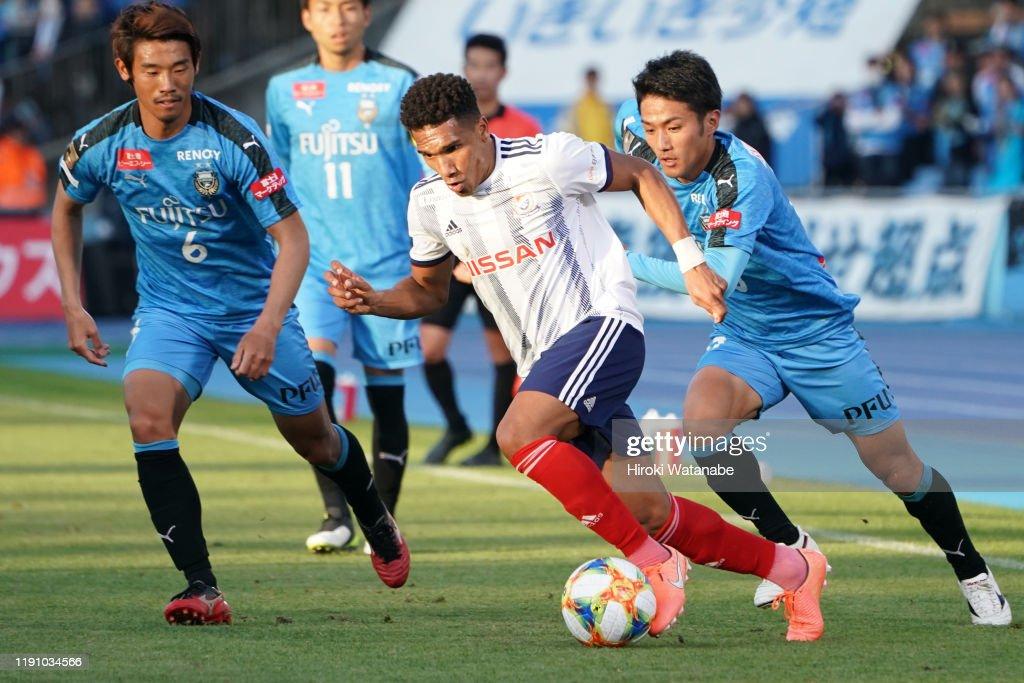 Kawasaki Frontale v Yokohama F.Marinos - J.League J1 : News Photo