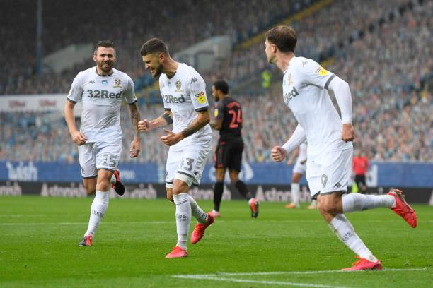 GBR: Leeds United v Stoke City - Sky Bet Championship