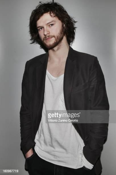 Mateusz Kosciukiewicz attends 'W imie ' portrait session 63rd Berlinale International Film Festival on February 8 2013 in Berlin Germany