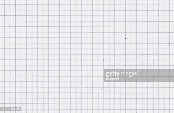 math paper - lined paper stock pictures, royalty-free photos & images