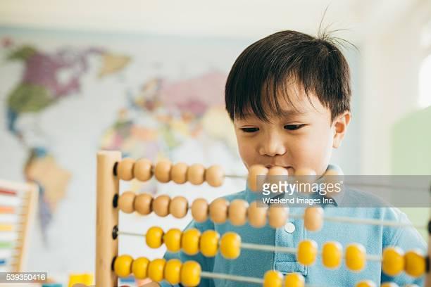 Math skills for toddler