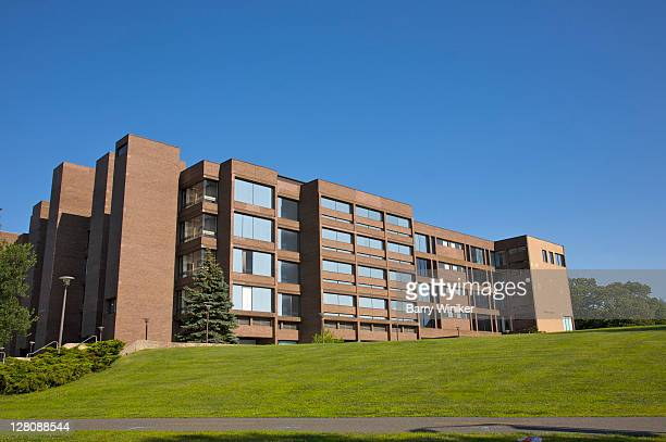 Mathematics Building, Stony Brook University, Long Island, NY, U.S.A.