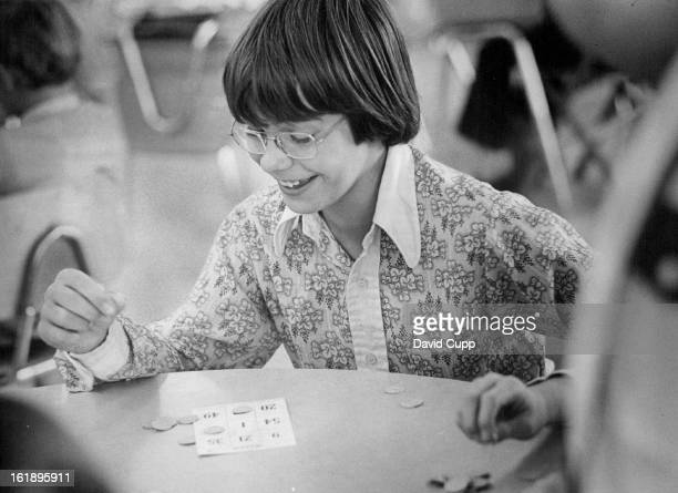 OCT 16 1972 NOV 9 1972 DEC 6 1972 Mathematics game holds the interest of John Johnson a student in the individually guided education program at...