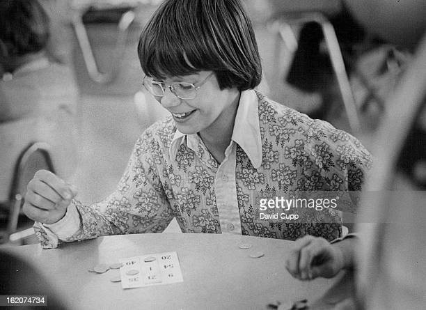 OCT 16 1972 NOV 9 1972 DEC 6 1972 Mathematics game holds the interest of John Johnson a student in the individually guided education pro¡gram at...