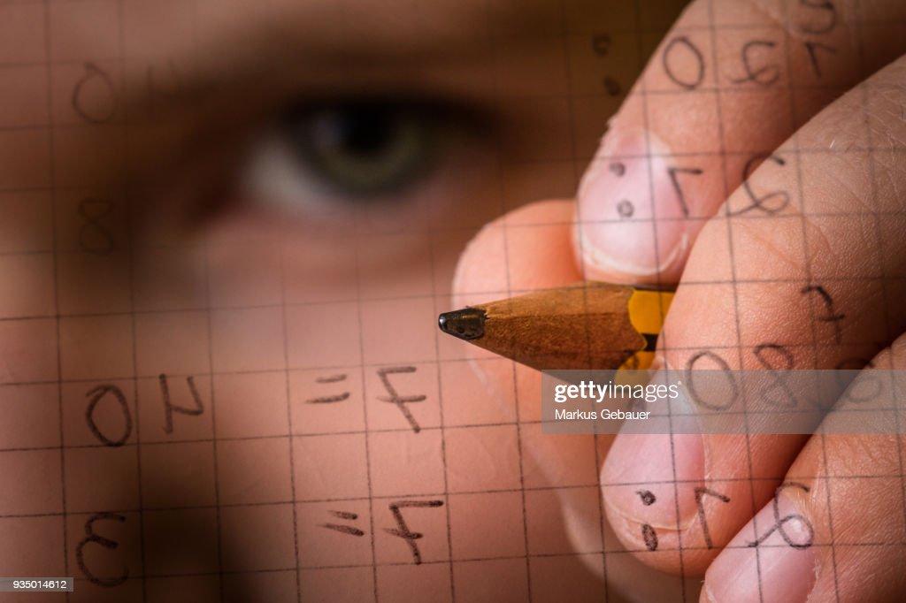 mathematics : Stock-Foto