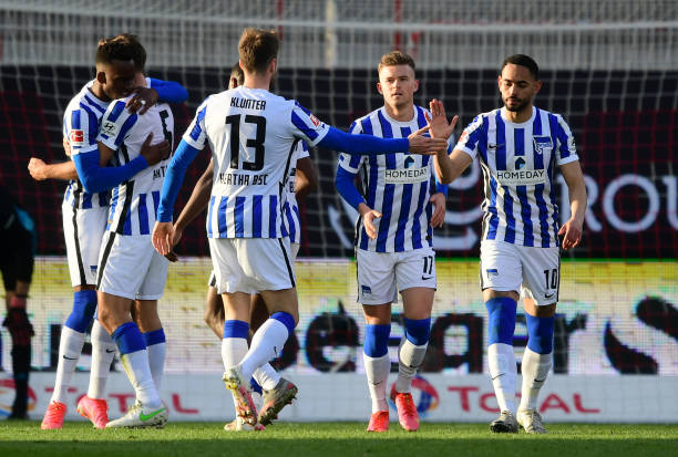DEU: 1. FC Union Berlin v Hertha BSC - Bundesliga