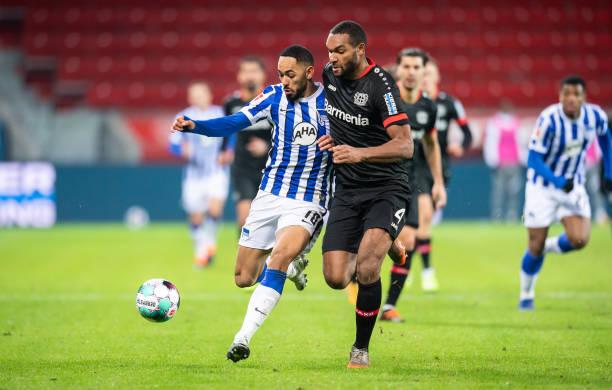 DEU: Bundesliga - Bayer 04 Leverkusen v Hertha BSC
