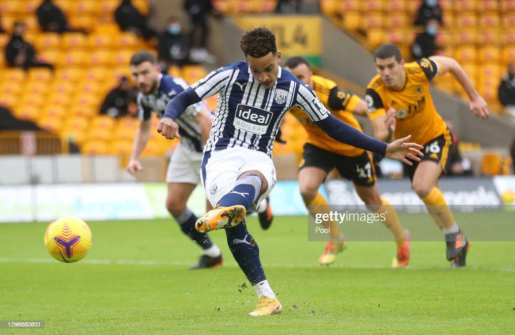 Wolverhampton Wanderers v West Bromwich Albion - Premier League : News Photo