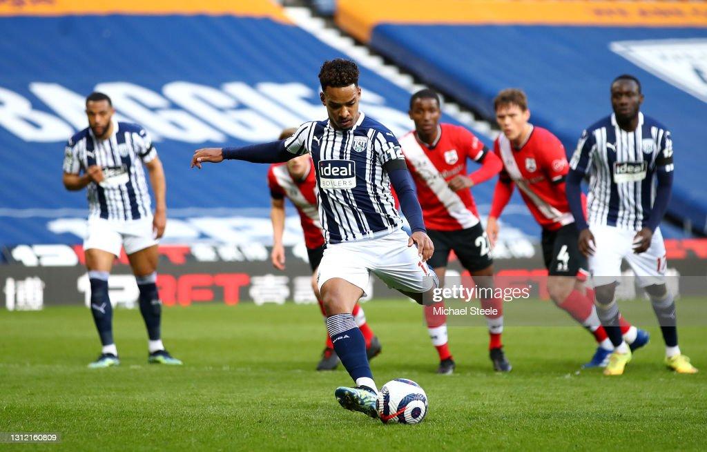 West Bromwich Albion v Southampton - Premier League : News Photo