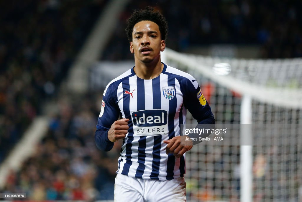 West Bromwich Albion v Stoke City - Sky Bet Championship : News Photo