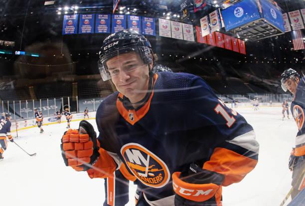 NY: Buffalo Sabres v New York Islanders