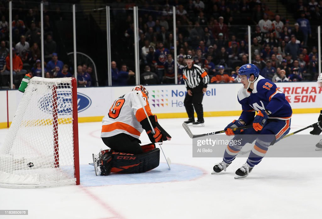 Philadelphia Flyers v New York Islanders : News Photo