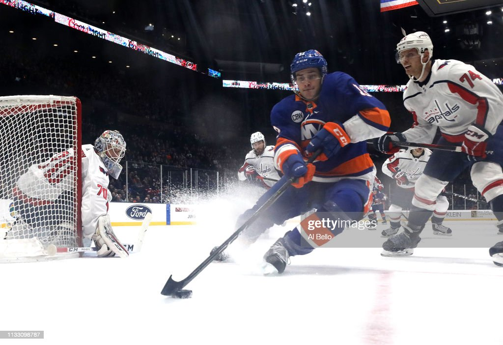 Washington Capitals v New York Islanders : News Photo