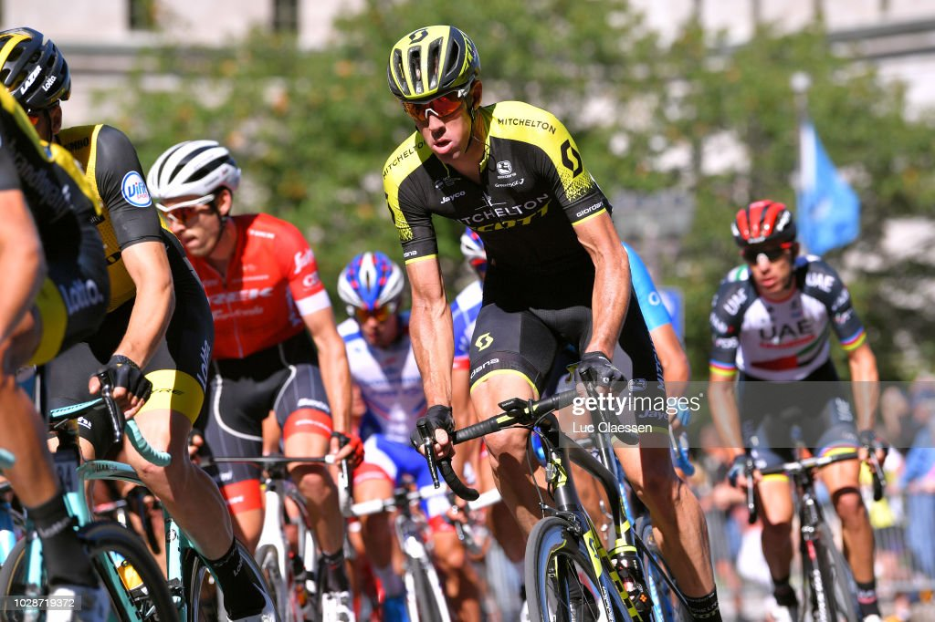 Cycling: 9th Grand Prix Cycliste de Quebec 2018 : News Photo