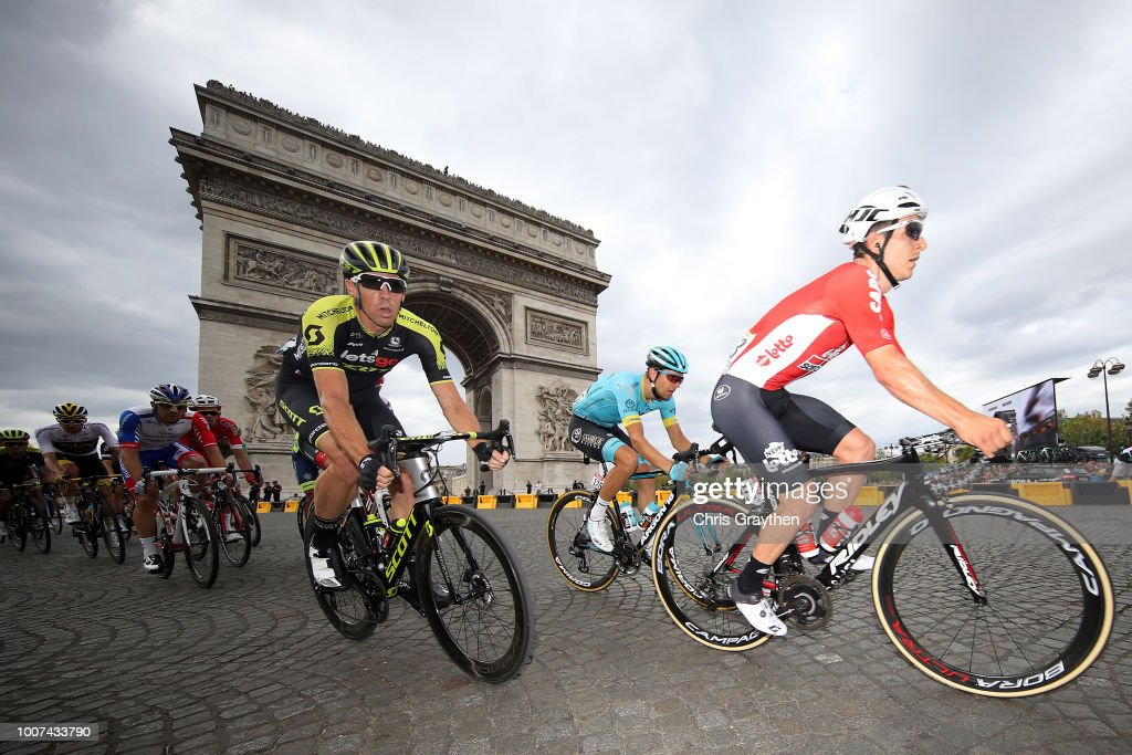 Le Tour de France 2018 - Stage Twenty One