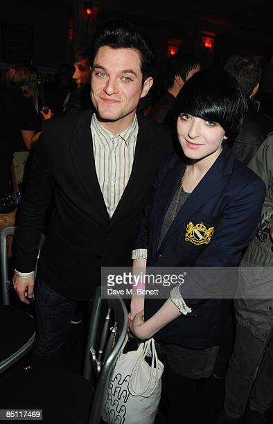 Mathew Horne attends the afterparty following the Shockwaves NME Awards 2009 at the O2 Brixton Academy on February 25 2009 in London England