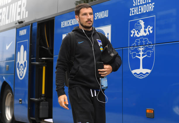 DEU: VfL Bochum v Hertha BSC - test match