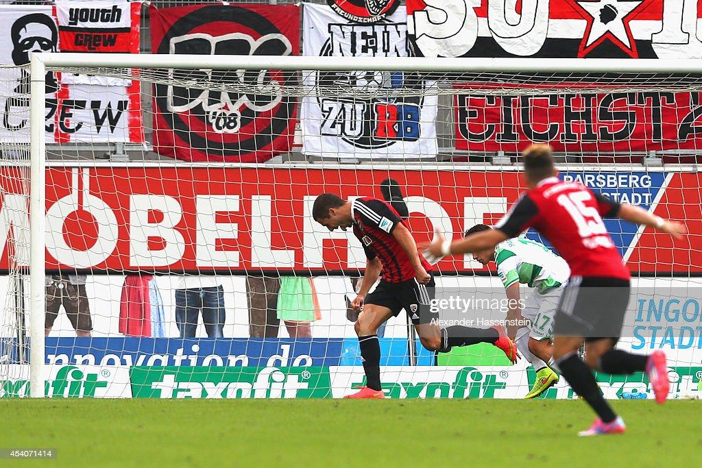FC Ingolstadt v Greuther Fuerth - 2. Bundesliga : News Photo