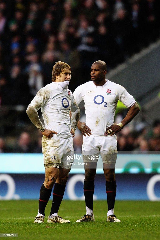 England v Ireland - RBS Six Nations : News Photo