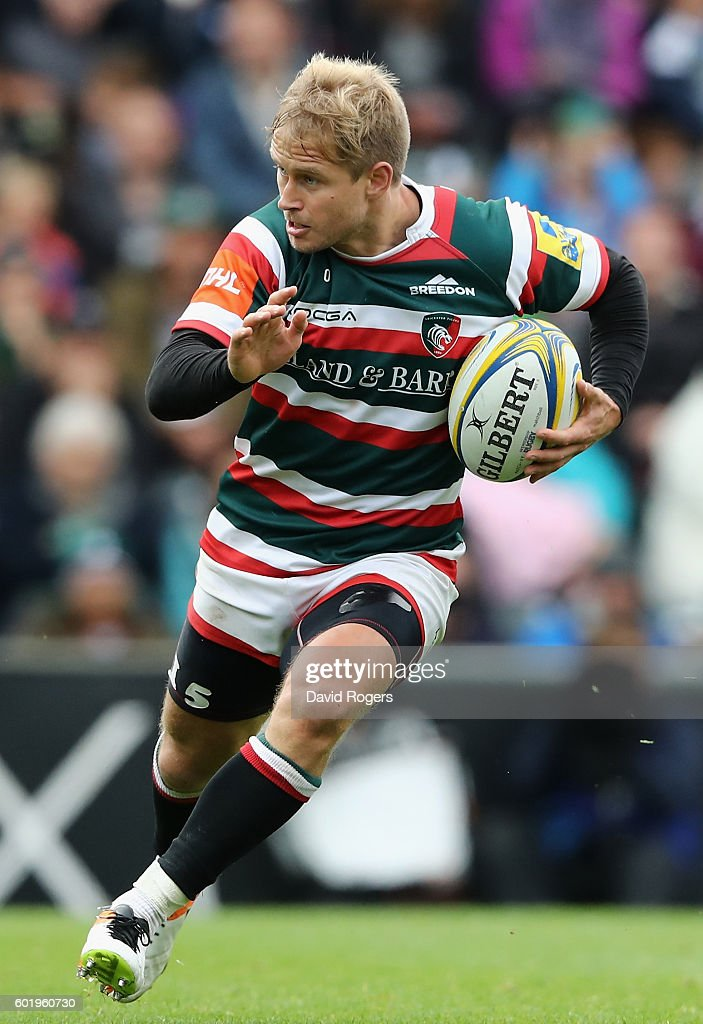 Leicester Tigers v Wasps - Aviva Premiership : News Photo