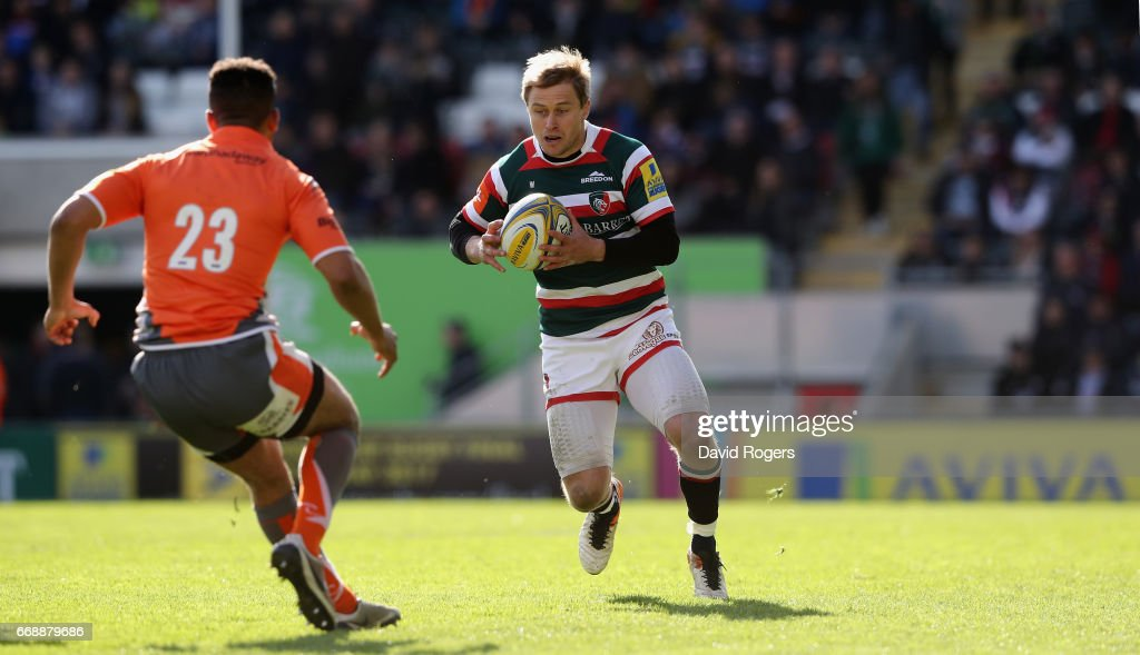 Leicester Tigers v Newcastle Falcons - Aviva Premiership : News Photo